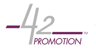42 PROMOTION GmbH