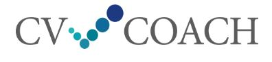 CV COACH Deutschland