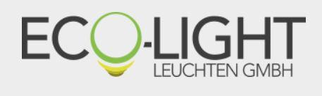 ECO-LIGHT Leuchten