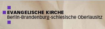 Evangelische Kirche Berlin-Brandenburg-schlesische Oberlausitz