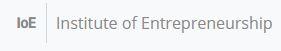 Institute of Entrepreneurship