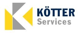 KÖTTER GmbH & Co. KG Verwaltungsdienstleistungen