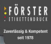 Etikettendruck Förster GmbH & Co. KG