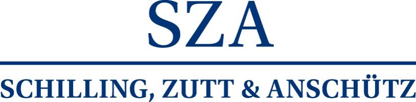 SZA Schilling, Zutt & Anschütz Rechtsanwaltsgesellschaft mbH