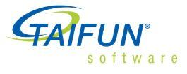 TAIFUN Software