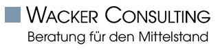 Wacker Consulting – Beratung für den Mittelstand